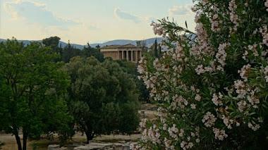 Plantas y paisajes en Grecia