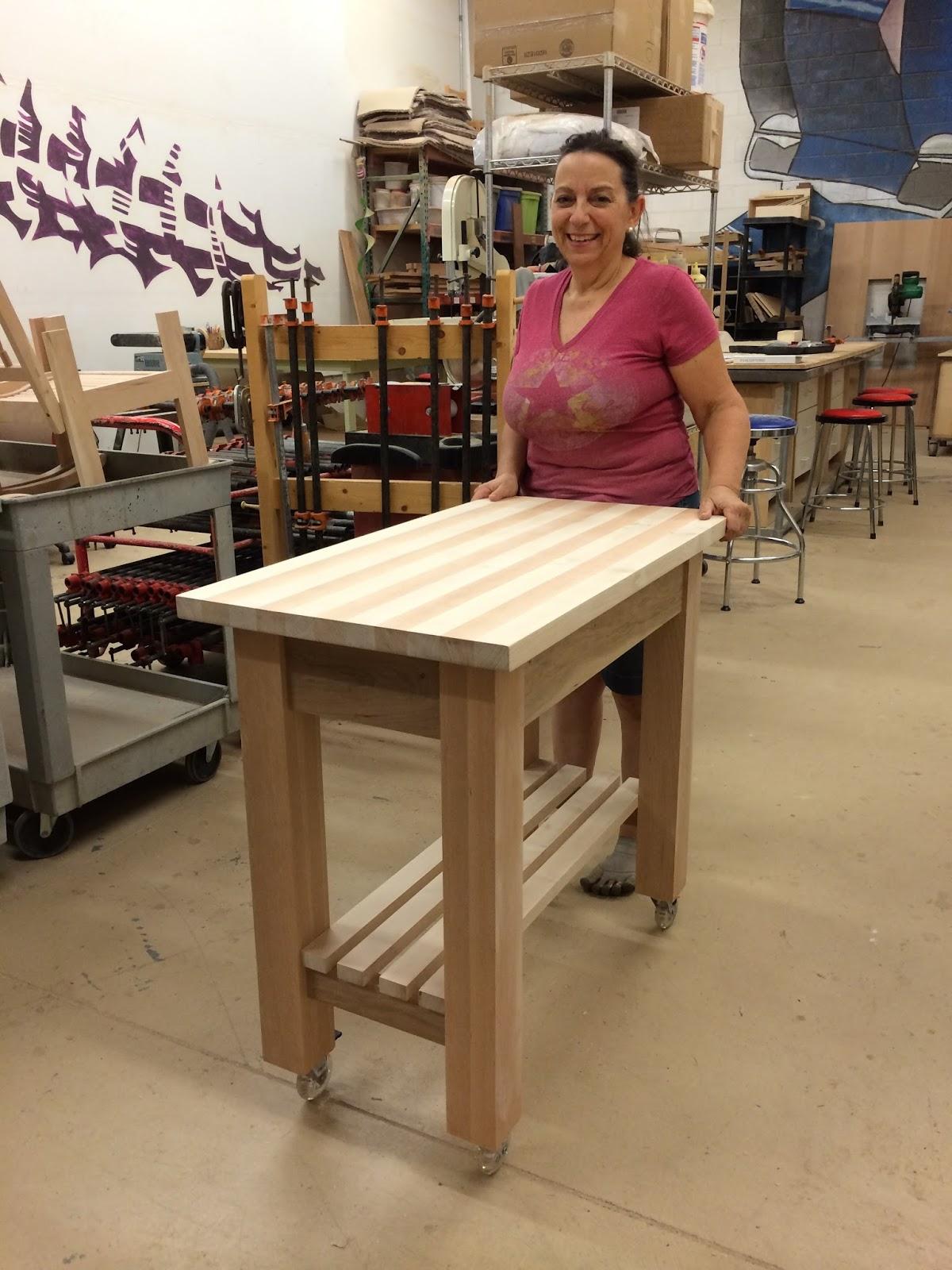 Woodworking classes in Las Vegas