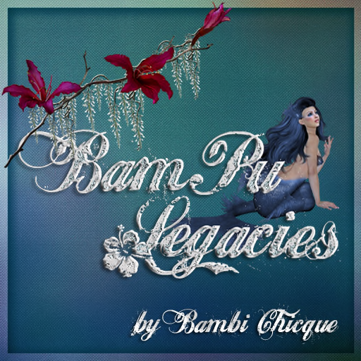 Blogger for BamPu Legacies