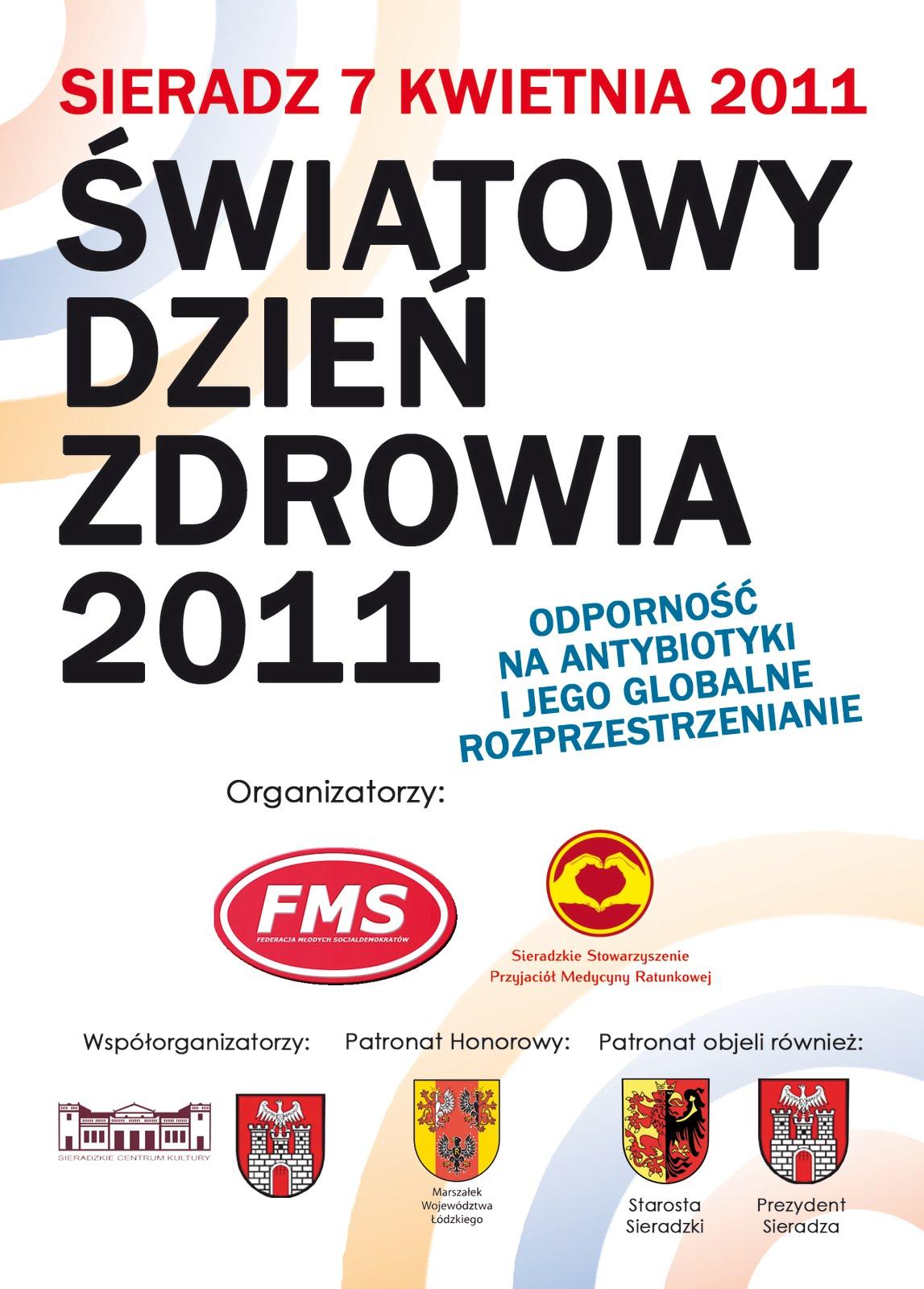 FMS Sieradz U015awiatowy Dzie U0144 Zdrowia