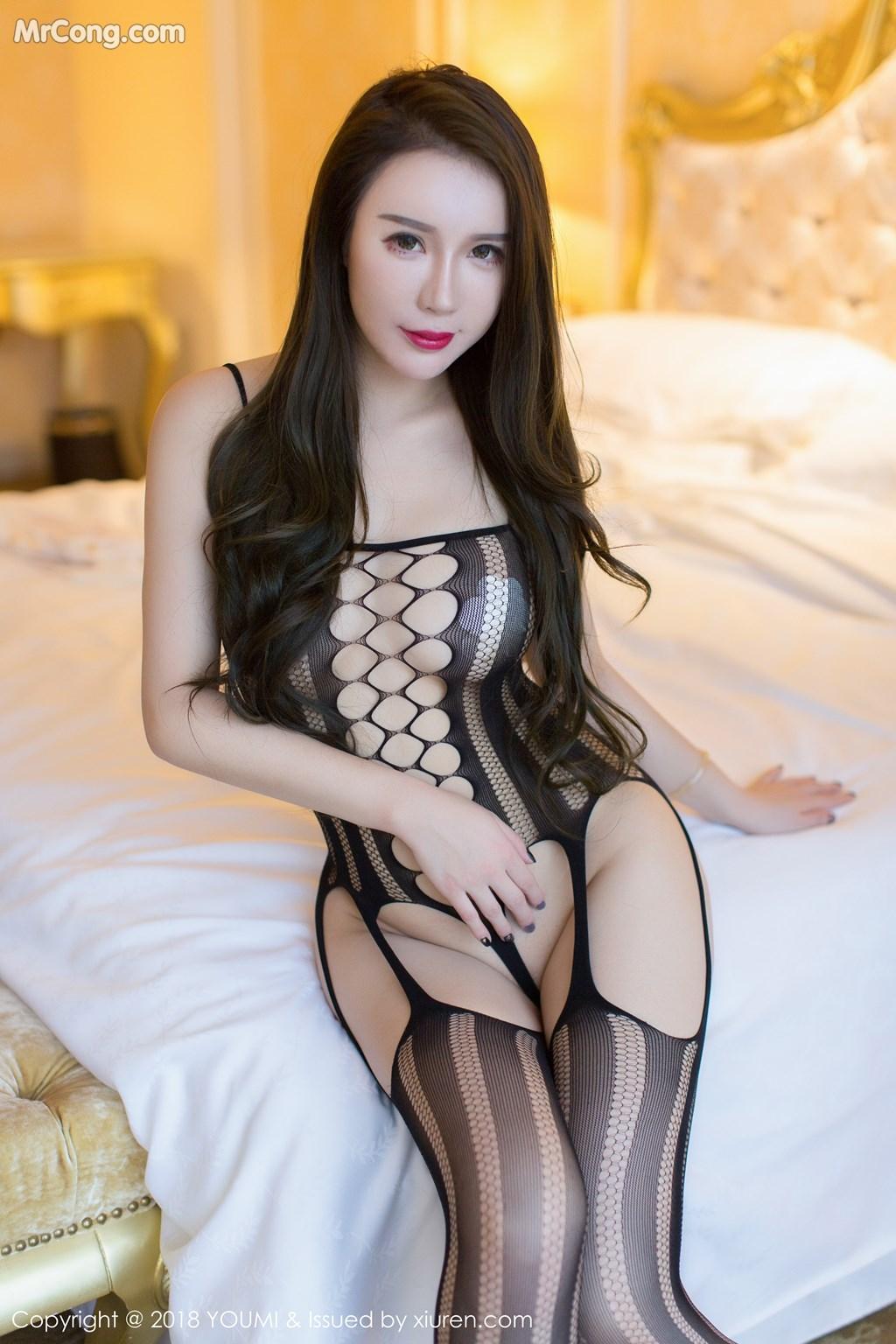Image YouMi-Vol.123-Egg-MrCong.com-025 in post YouMi Vol.123: Người mẫu Egg-尤妮丝 (49 ảnh)