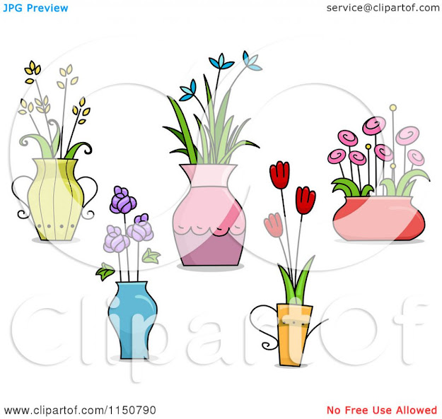 Large Image For Photo Of Flower Pot  Awesome Exterior With Cartoon  Of Flower Pot