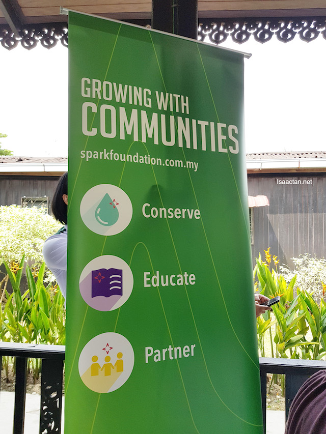 SPARK Foundation : Growing with communities