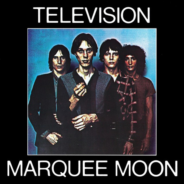 TELEVISION - Marquee moon (1977) 1