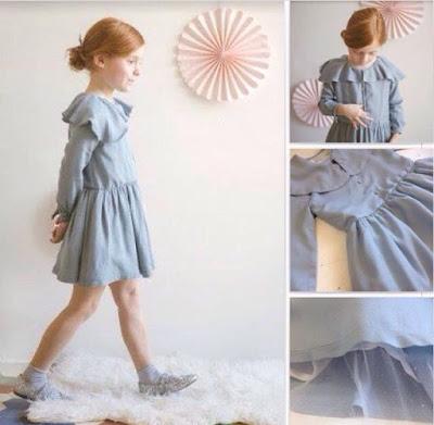 57218ae22 Vestido niña diseño y buen precio.