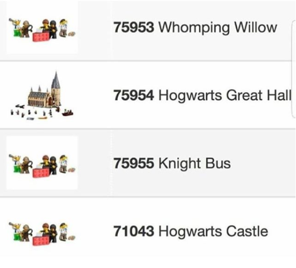 AnJ's Brick Blog: Lego Harry Potter D2C Hogwarts Castle
