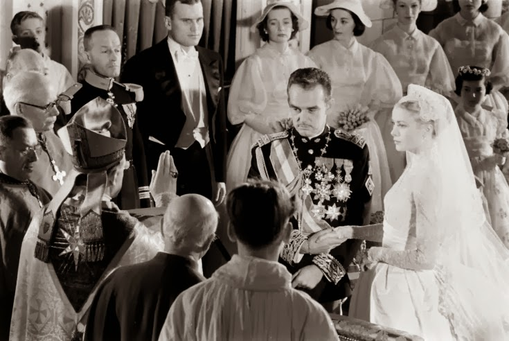rencontre grace kelly et prince rainier