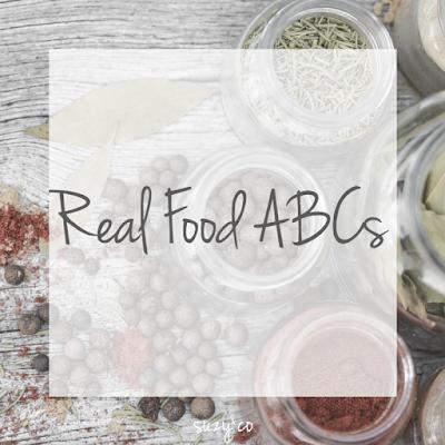 real food abcs