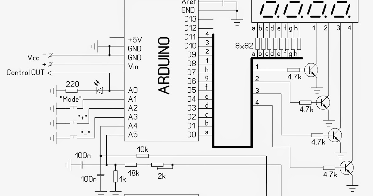 Microcontroller home projects: Arduino Volt/Ampere Meter