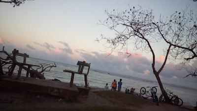 Dancalan  Beach, Bulusan Sorsogon