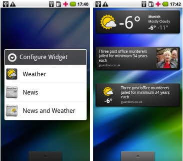 10 Essential Android Widgets | TechSource