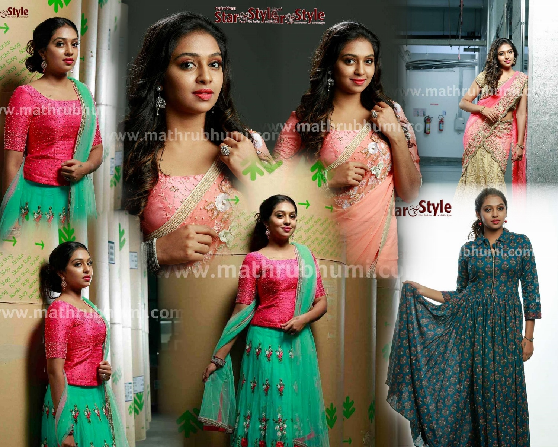 Lakshmi Menon Gallery