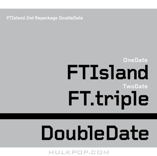 FTISLAND – Double Date (ITUNES MATCH AAC M4A)