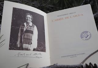 L'Arrel de l'aigua / Montserrat Abelló per Teresa Grau Ros