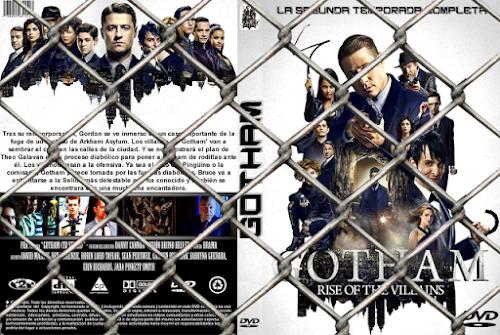 Gotham 2ª Temporada Torrent – 720p Dual Áudio (2015)
