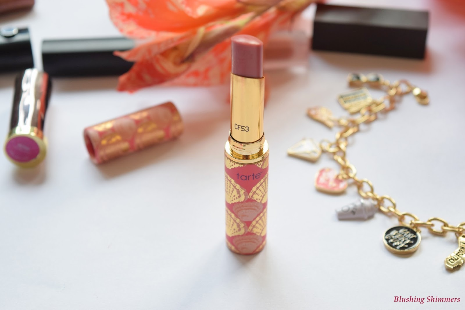 Tarte Rainforest of the Sea Quench Lip Rescue :- Nude
