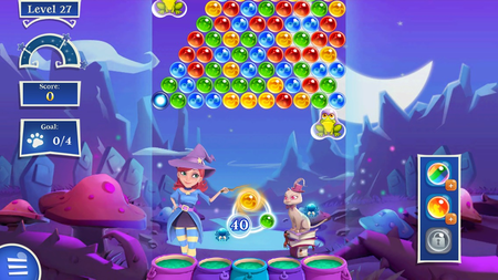 Bubble Witch Saga 2 Apk Game Download For Android