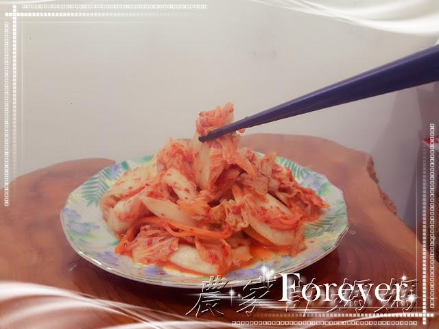 農家許媽媽-香辣有勁韓國泡菜食法-01