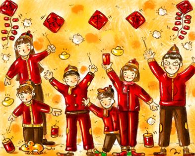 中國文化博客網-中國傳統節慶