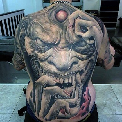 tattoo back pieces for guys