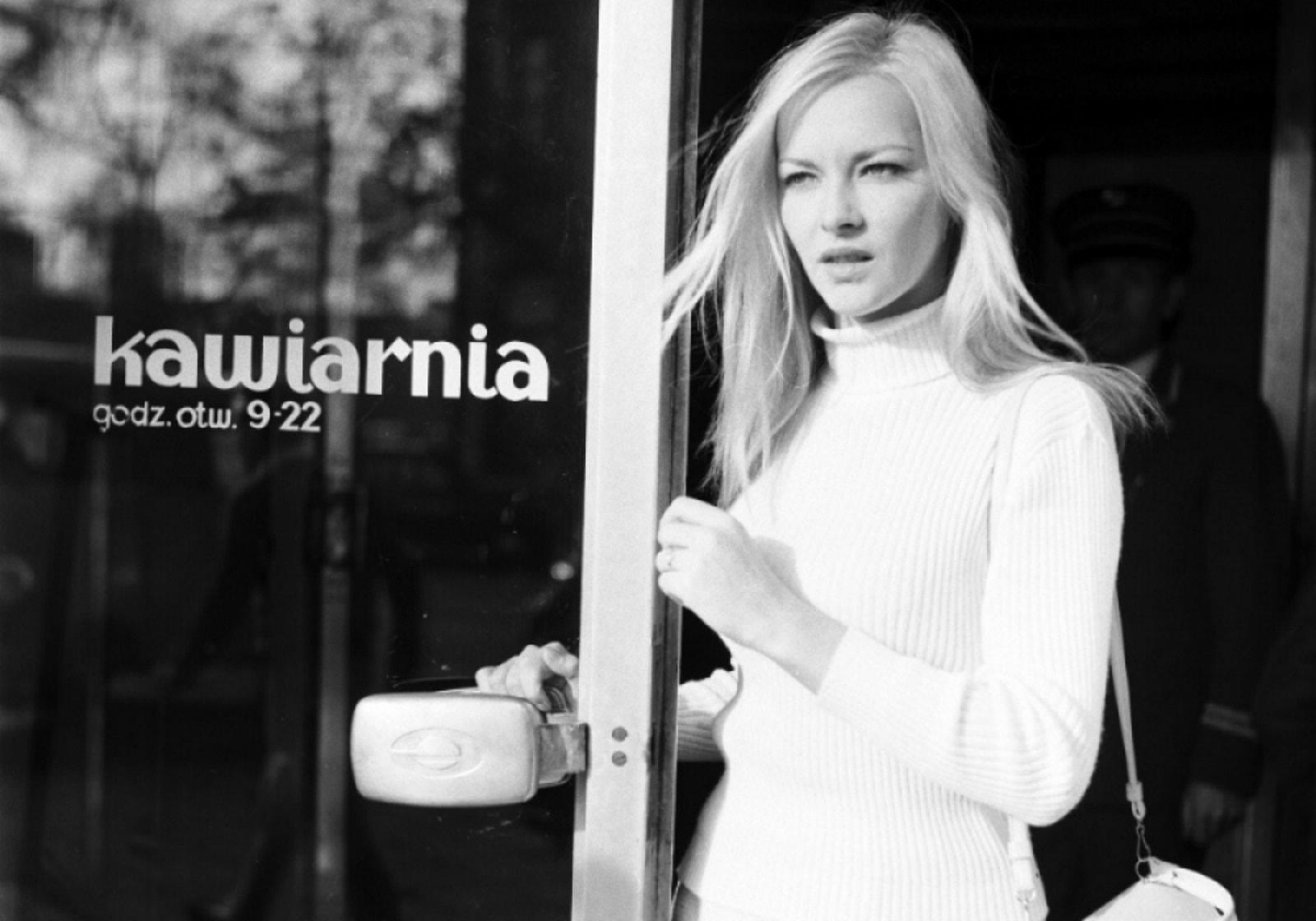 Барбара Брыльска: Малоизвестные фото актрисы