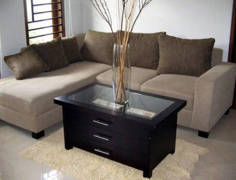 sofa ruang tamu bentuk l 2