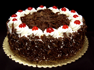 Black Forest recipe,cake black forest,Chocolate Cake recipe - black forest cake ,Black Forest,Black Forest Cake for Chef Osama El Sayed