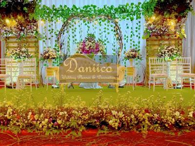 Dekorasi Pernikahan Rumah Murah Semarang