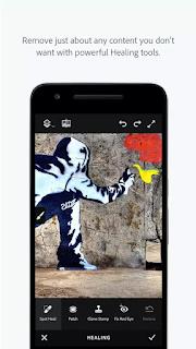 تحميل برنامج الفوتوشوب Adobe Photoshop Fix مجانا للاندرويد