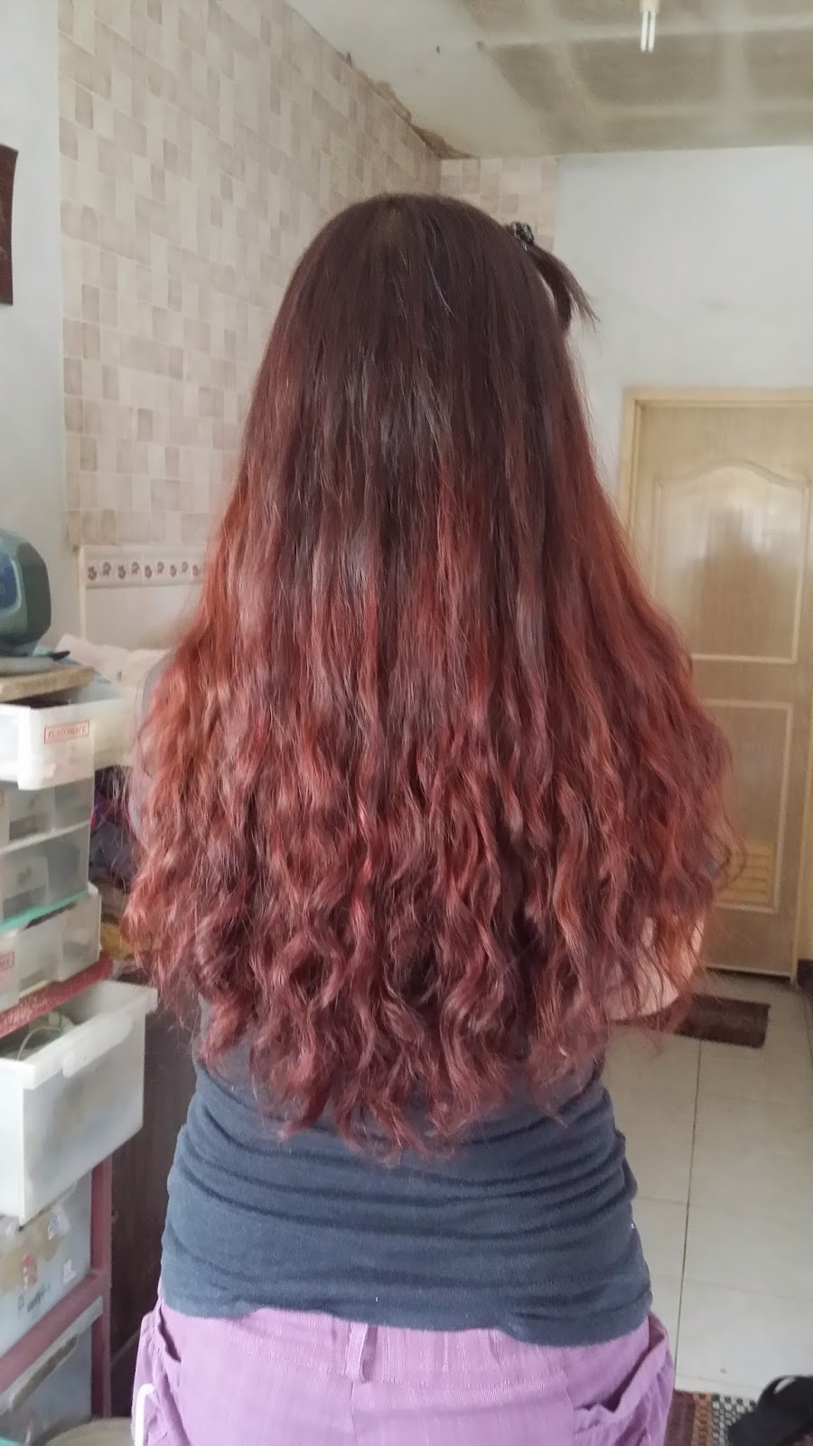 Lakwatserang Bulakenya: Kolours Hair Dye