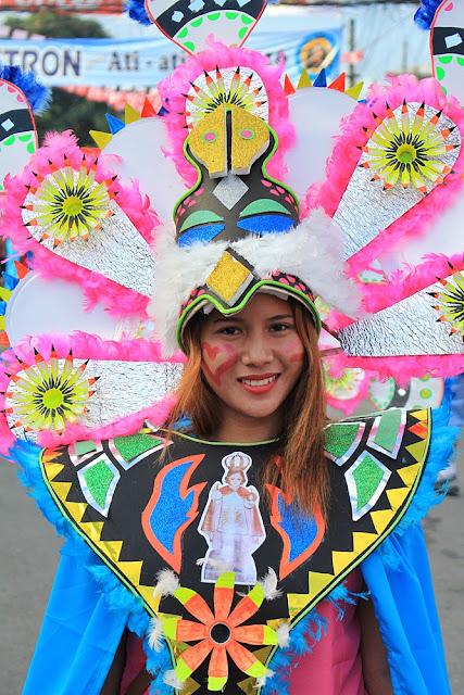 Koryn Iledan in Ati-Atihan Festival