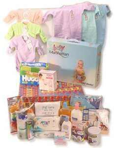 perlengkapan bayi untuk persalinan