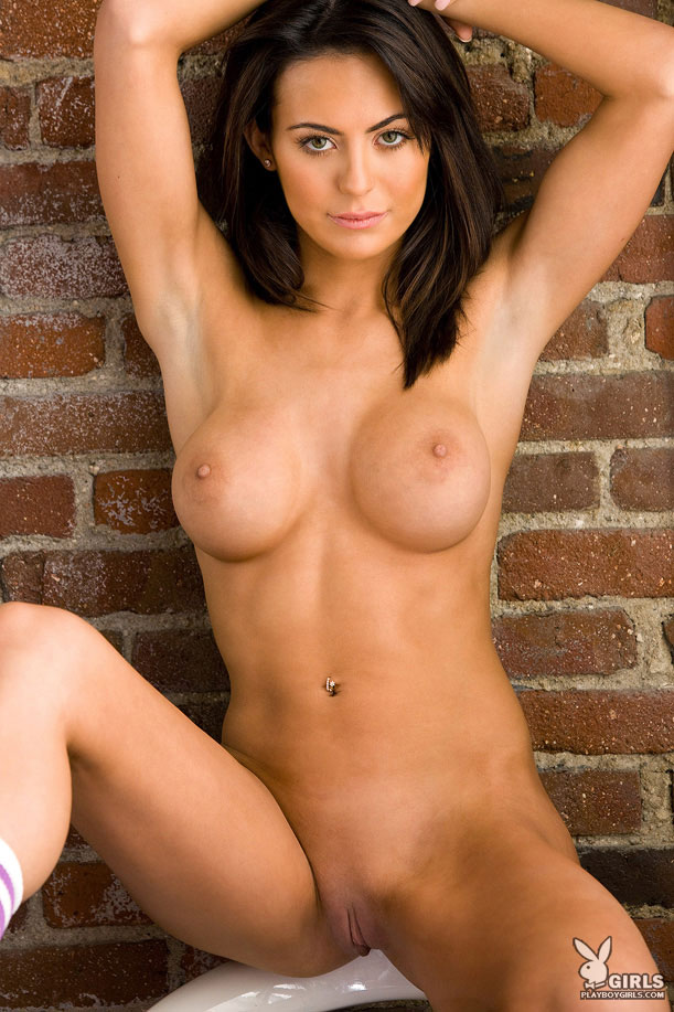 Rebecca Jarvis Naked 97