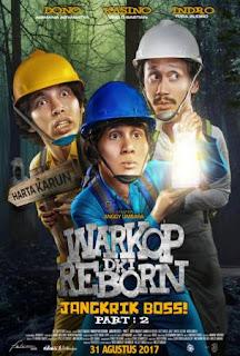 Warkop DKI Reborn Jangkrik Boss: Part 2