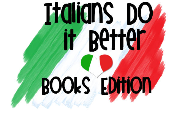 Italians do it Better - Books Edition