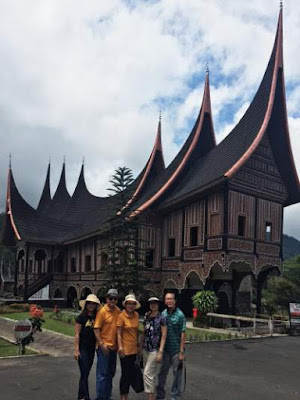 Padang Bukittinggi Tour Package