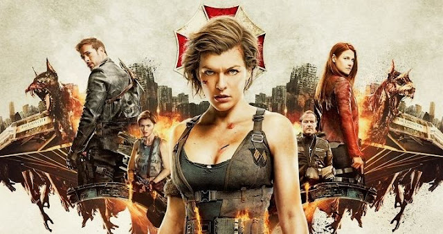Nuevos vídeos de Resident Evil: The Final Chapter