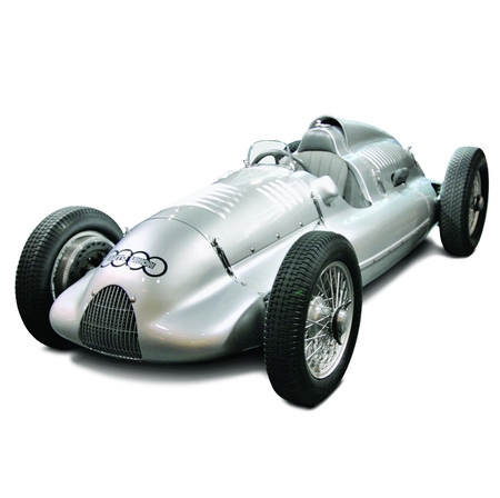 Mercedes A Class >> Auto Union Type D | The Car Club