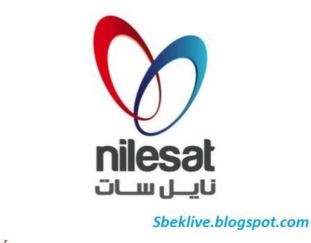 fréquence de Nilesat Eutelsat7 All frequencies - Channels
