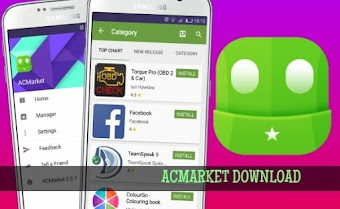 AC Market APK – Cracked Apps Store | Download for Android