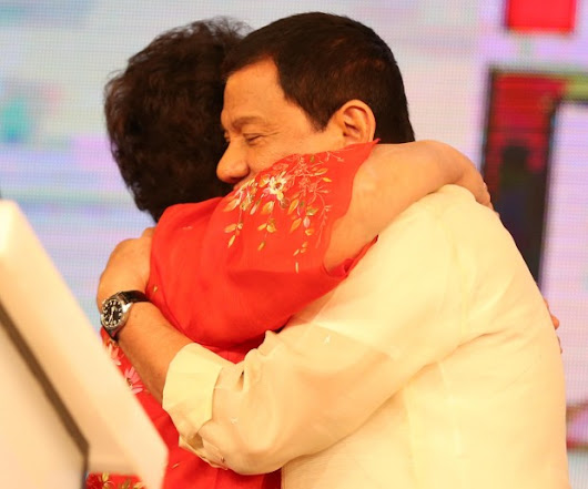 Pres. Duterte on Miriam's death: We have lost a great leader