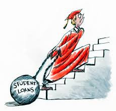 Students Protest High Cost of Education...