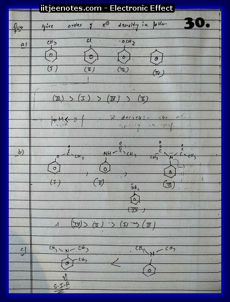 Electronic Effect Notes15