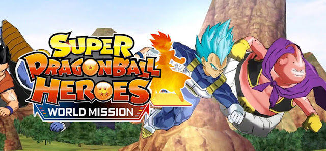 5e8408283 SUPER DRAGON BALL HEROES WORLD MISSION Free Download