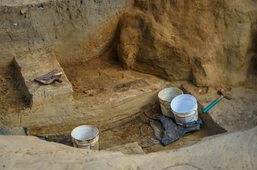 Archaeology is Destruction