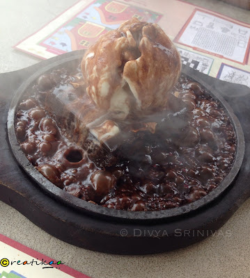 sizzling brownie new yorker