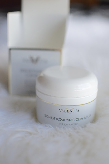 Valentia Skin Detoxifying Clay Mask