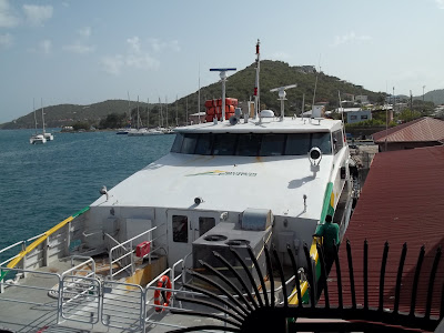 Virgin Island Ferry System
