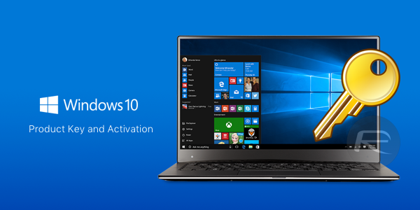 Windows 10 Product Keys and Activation