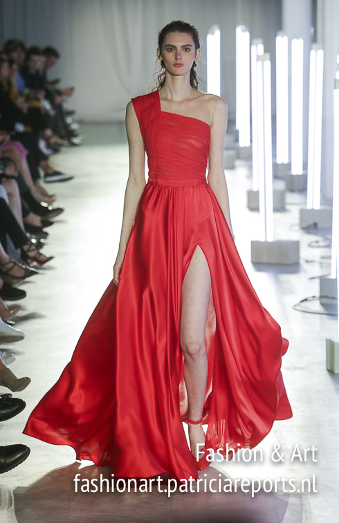MI-RO SS2018 - red dress